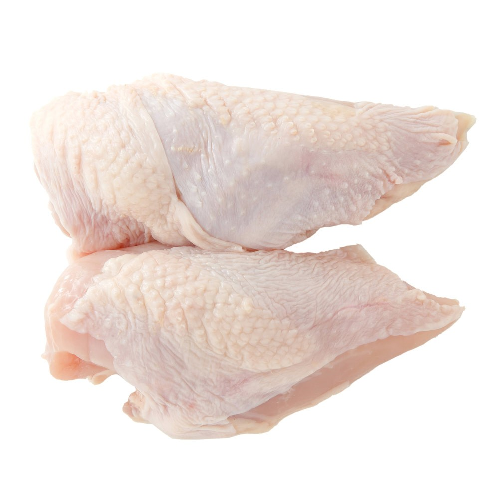 Fresh Chicken Breast Meat With Bone