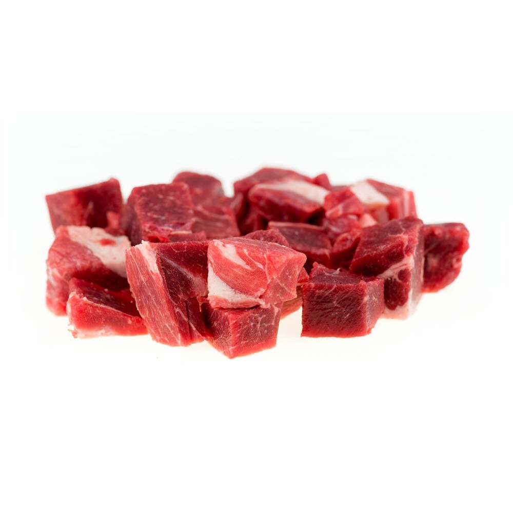Mutton Cubes With Bone
